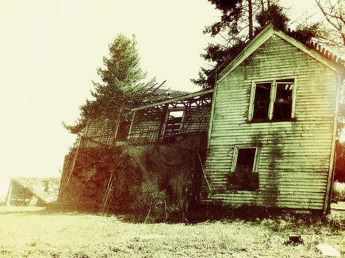 Rural Decay (by Casey Louise Photography)