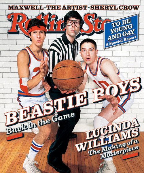 ":( rollingstone:  RIP Adam ""MCA"" Yauch.  This is the August 6, 1998 cover story where we explore how three punk-rock wiseguys from New York made some records, changed America and built an empire of cool. Here is an excerpt where they shared how they register at their hotels, as they were about to embark on their first tour in three years.  And Adam ""MCA"" YAUCH – the spiritual seeker – what of him? He registers under the name I. Clouseau, as in Inspector Clouseau, for he is a huge Peter Sellers fan. His favorite Sellers movie is The Party. ""He plays an Indian actor,"" Yauch says, ""and the movie was banned in India because he is playing this bumbling idiot in the middle of all these white people, and some Indian people were insulted by it. But the irony is that he's really the only intelligent person there – all the other people are morons. So it has a cool theme."""