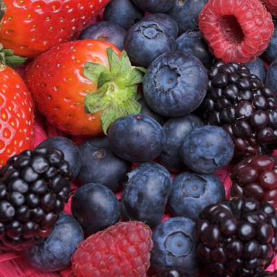 kemetically-ankhtified:  Eating Berries Helps Keep the Brain Young, Study Finds