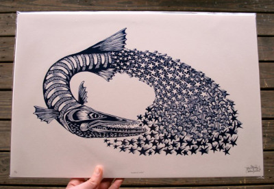 Done by Tugboat Printshop.