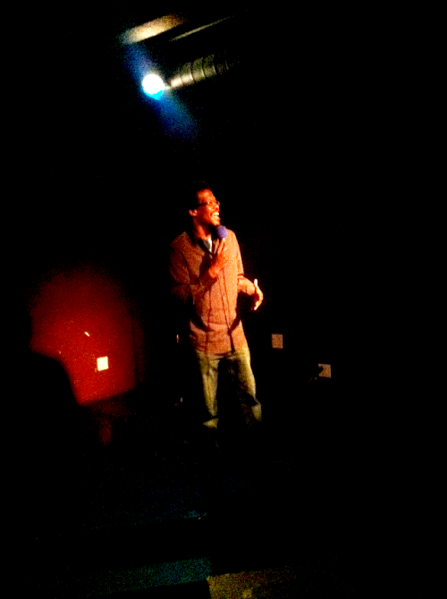 If sex equals love, my wife despises me.  - Bryant Hicks @ 50 Mason Social House [Paraphrase]
