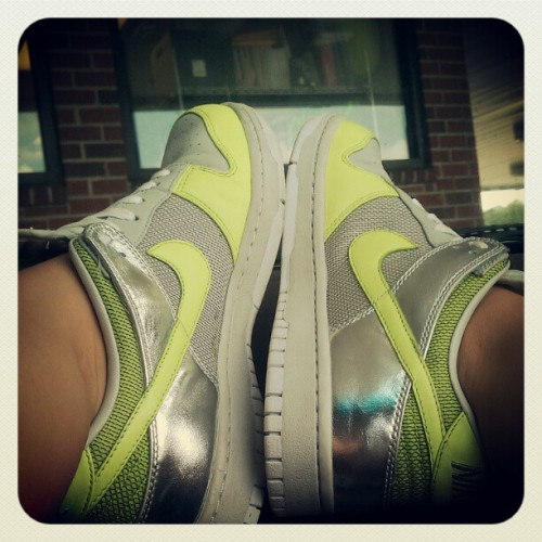 #shoegame #Nike #lovee #summer  (Taken with instagram)