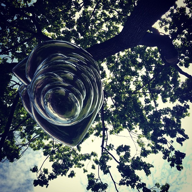 Untitled by Louise Bourgeois #fny12 @mulberry_editor (Taken with instagram)