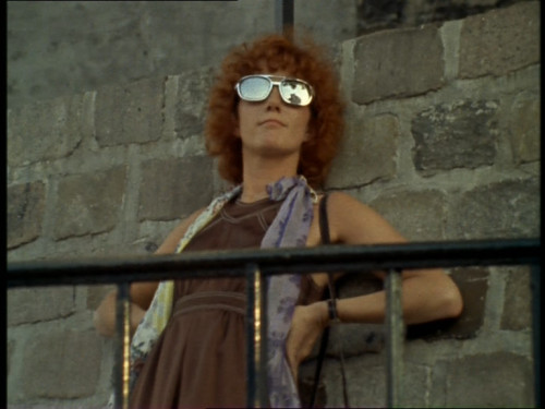 "Almost everything written about Rivette's prolix tale of magic, mischief, female bonding, and met-narrative focuses on its seeming impossibility—a three-hour odyssey that's both irresistibly watchable and theoretically rigorous. But ""quirky epic"" encapsulates the problem, or the brilliance, of the film in a single phrase. Quirk is intimate, personal, and often coded as feminine; epics are sweeping, totalizing and, sure, male. Quirk is enjoyable, epics are edifying. Celine and Julie Go Boating doesn't dwell on these apparent contrasts. Instead, as with so many things French around this time, it dissolves or reverses these binaries. It becomes all those things at once: the quirky epic. What it leaves us with, though, isn't a grumpy mess, but a glorious, mysterious sense of relief that sticks with you well past viewing.Read the rest of my piece at Capital New York"