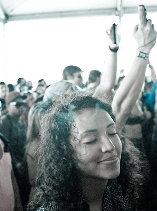 myxxomatosis:  This is me in pure bliss vibin to the music at Coachella. Didn't even know this picture was being taken, but it kind of sums up how I felt all weekend at Coachella. At peace.