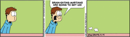 garfieldminusgarfield:  G-G the book.