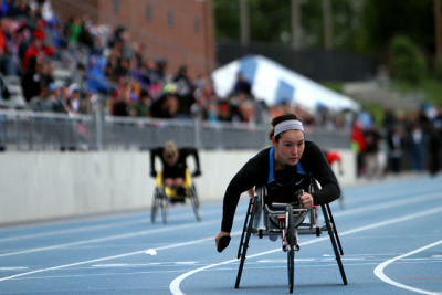 Relays Wheelchair Race on Flickr.I've posted some photos I took at the 2012 Drake Relays and from my visit to the Omaha Zoo. Check them out on Flickr!