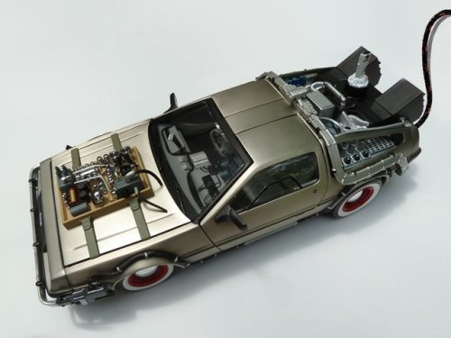 jaymug:  DeLorean 640GB USB Hard Drive