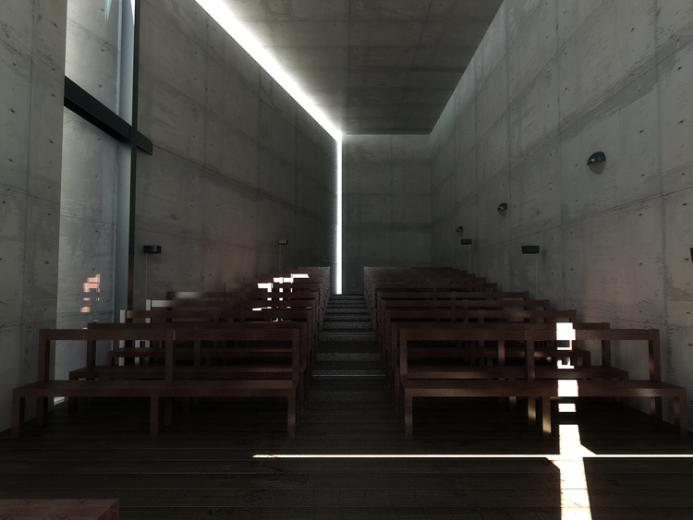 Church of Light - Tadao Ando