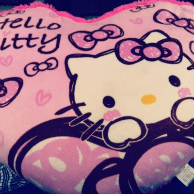 I've always had such an obsession with Hello Kitty :)