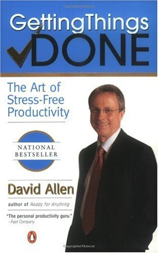 "I am reading Getting Things Done: The Art of Stress-Free Productivity                   ""I find it funny that it has taken me over a year to finish reading this book. hahaha.""                                Check-in to               Getting Things Done: The Art of Stress-Free Productivity on GetGlue.com"