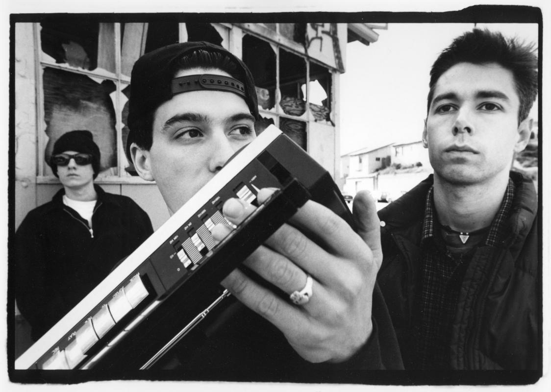 RIP Adam Yauch aka MCA. Unmatched influence and inspiration in my life. Who would I be without these guys? Sad day.