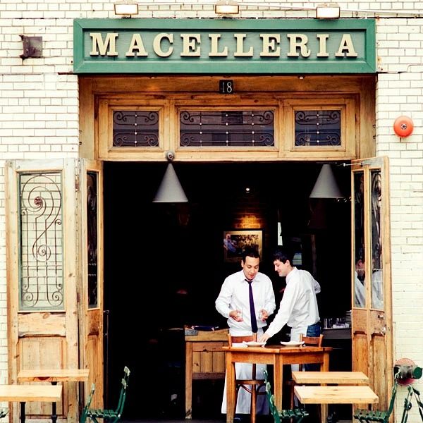 | ♕ |  Marcelleria - Restaurant in SoHo, NYC  | by © .natasha.  via ysvoice : rocket-espresso : irishboyinlondonsotherblog