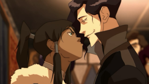 """You wanna go toe-to-toe with me, pretty boy?"" -Korra to Tahno, leader of the Wolfbats, episode 105 5/4/2012"