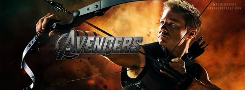 The Avengers Hawkeye 3 Facebook Cover
