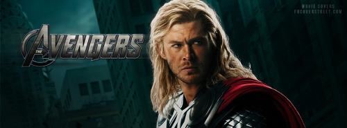 The Avengers Thor 2 Facebook Cover