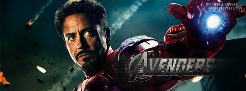 The Avengers Ironman 4 Facebook Cover