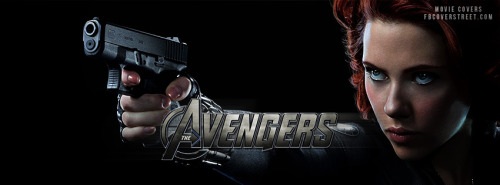 The Avengers Black Widow 2 Facebook Cover