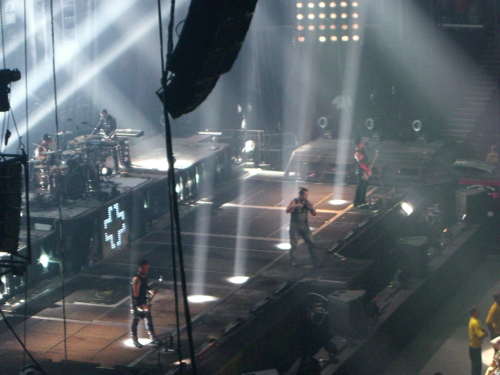 Rammstein - May 3, 2012 - Quicken Loans Arena, Cleveland