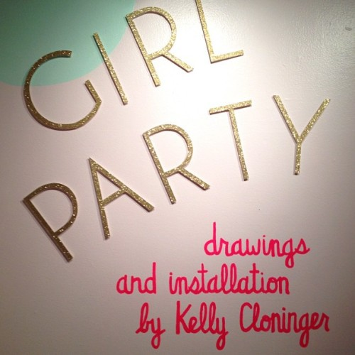 Girl party! @kellycloninger  (Taken with Instagram at whitespace)