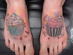 50 Of My Favorite Foot Tattoo Ideas!!