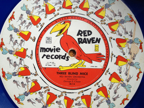 laughingsquid:  Red Raven Magic Mirror & Animated Movie Records