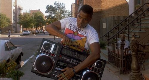 "Radio Raheem !!!!!!!! ""Fight the power"""