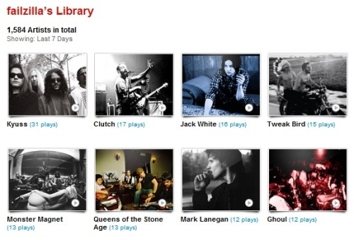 my last.fm for the week of 04.28.12 - 05.04.12