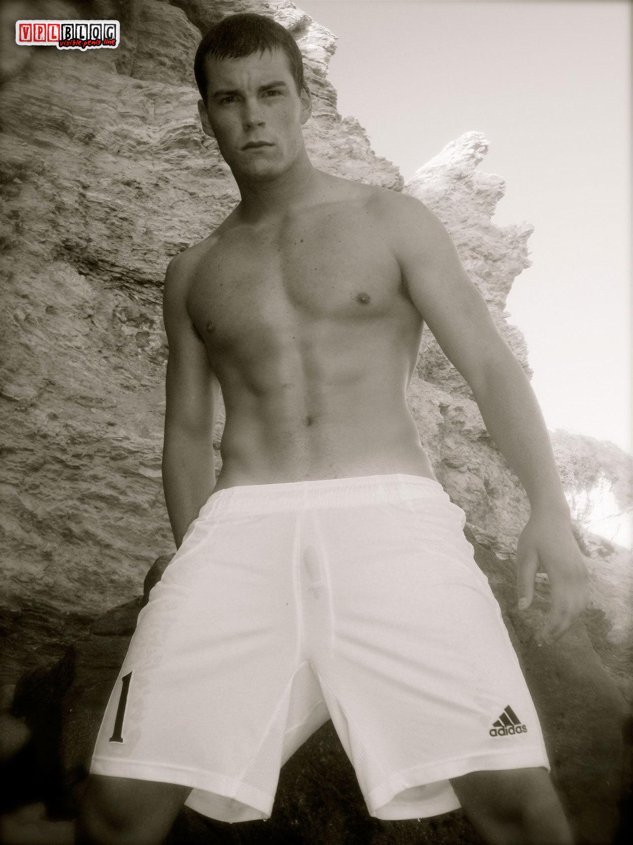 Nude black male models