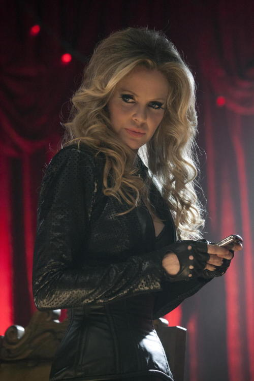 suicideblonde:  First picture of Pam from season 5 of True Blood