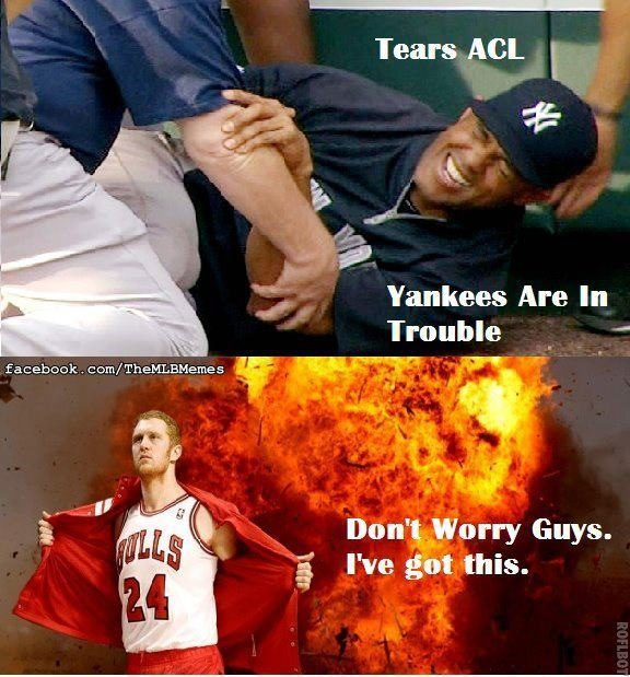 Scalabrine is a god in all sports