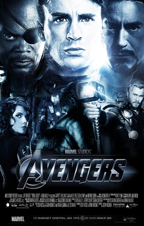 30 Days of Marvel: Day 12: Best Marvel movie The Avengers
