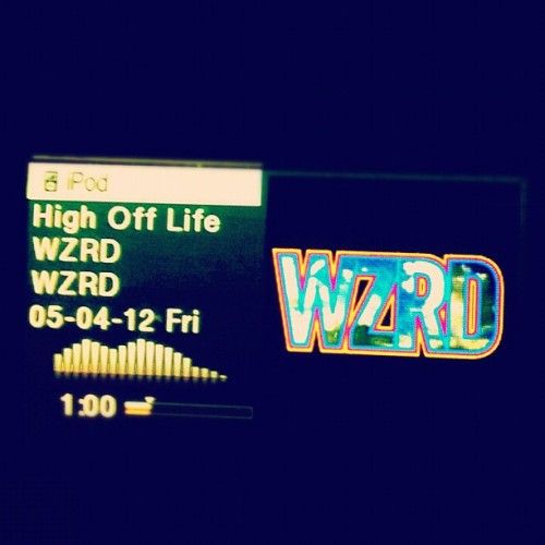 High Off Life @fadeproofed @magicmadeit (Taken with instagram)