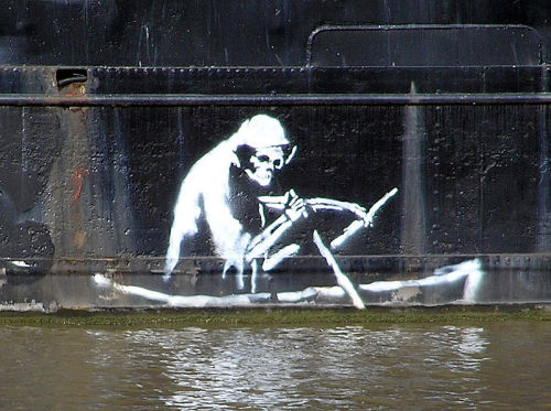 possible next tattoo, The Skeleton Rower.