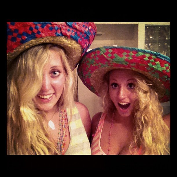 Cinco de mayo ! @kmcdev (Taken with instagram)