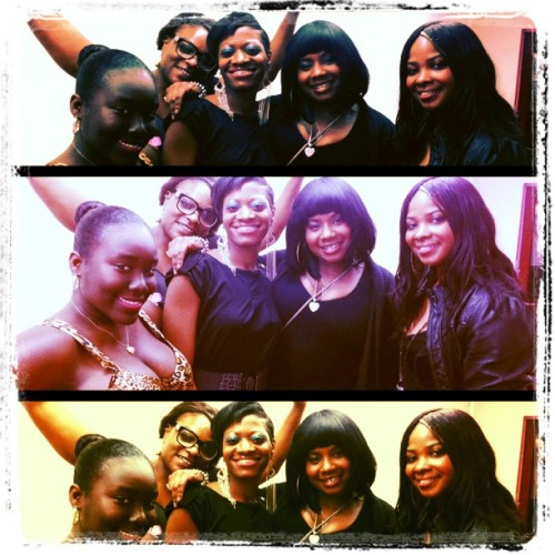 DIVAS!!  #PicFrame (Taken with Instagram at RealzRecords)