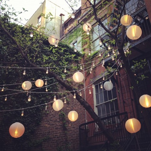 sav3mys0ul:  districtofchic: backyard lighting (via mlle_michele)