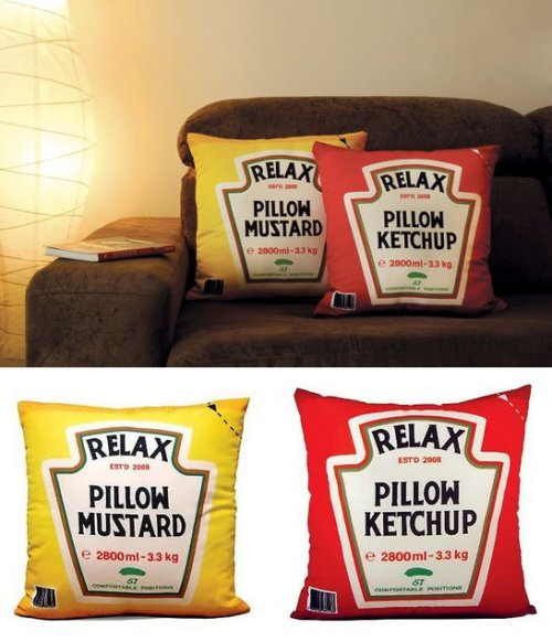 Pillow Condiments