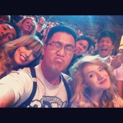 jraquino:  #ABDC with these peeps. @patlamiam @vevamarie @chachigonzales @therealryanhiga @tk_nguyen :))) (Taken with instagram)