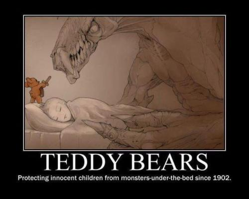 Teddy Bears FTW