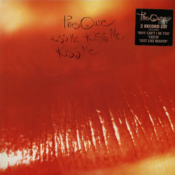The Cure, 'Kiss Me, Kiss Me, Kiss Me.' Released May 4, 1987 — exactly 25 years ago today.