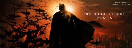 Batman The Dark Knight Rises Facebook Cover