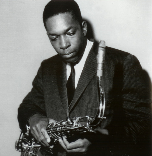 blackmanonthemoon:  My Man Coltrane