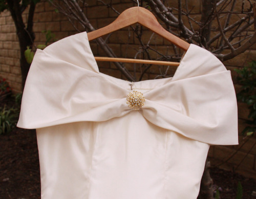 http://www.etsy.com/listing/99135139/beige-taffeta-dress-1980-wedding-dress