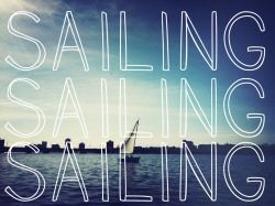 I want to go sailing this summer.