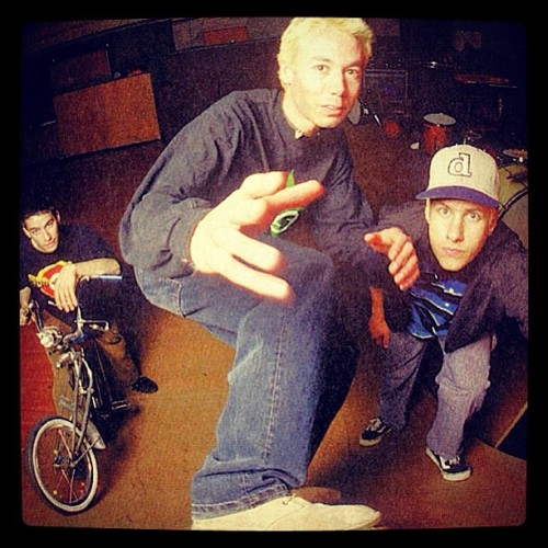 RIP Adam Yauch keep on riding in there (Taken with instagram)