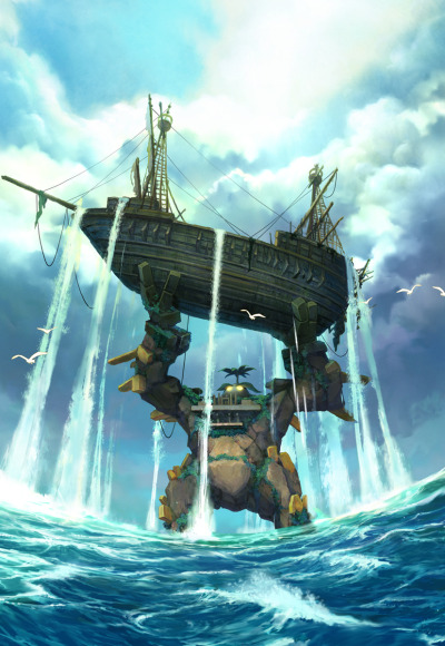 gamefreaksnz:  Rune Factory Oceans coming to PS3 next month  Rising Star Games have announced the Sony PlayStation 3 exclusive Rune Factory Oceans will finally be available in European from May 25th.