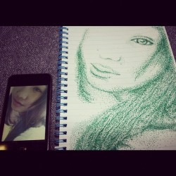 Missing kyle XY #drawing#sketches#instagood#instagrammers#hobby#art#dots#me#selfportrait#portrait#myself#pinay#asian#ignation#ig#igerspinoy#milan#draw#instalove#instadraw#hreen#notebook#potd (Taken with Instagram at Milan, Italy)