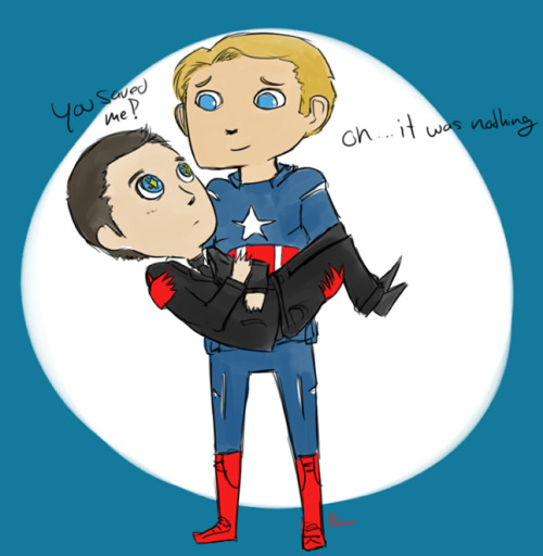 I loved Avengers. I just wish there was a scene where Steve saved Coulson from something. I think Coulson being star-stuck at actually being saved by his childhood hero would have been like, awesome/hilarious.