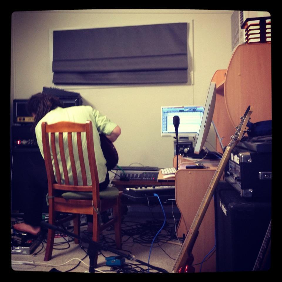 Joel recording from early 2012.